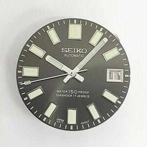 NEW COMPLETE SET OF DIAL AND HANDS FOR 6217-800X AUTOMATIC MEN'S DIVER'S 62MAS!!