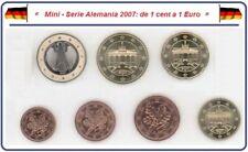 Serie de Alemania 2007, 2009 o 2012 (1c a 1 eur) nuevos S/C