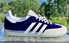NEW ADIDAS Samba OG 420 DB3011 • Purple Haze Velvet Gray Suede •  Secret Pocket