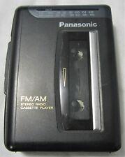 Panasonic Rq-V52 Fm/Am Stereo Radio Cassette Player for Parts/Repair
