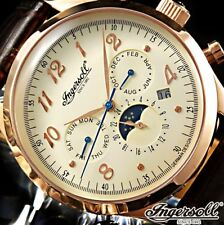 Ingersoll IN1203RWH UNION MEN's Automatic (Day,Date,Month,Moon) Jewelry Watch