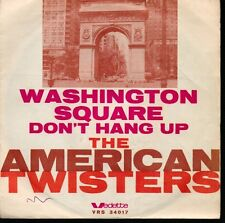 14872 - THE AMERICAN TWISTERS - WASHINGTON SQUARE