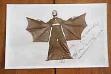More details for c1910 early female aviator airwoman aviation plane postcard