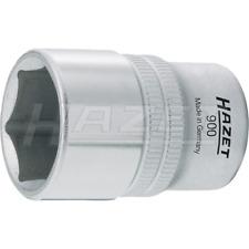 """Hazet 900-9 (6-Point) Hollow 12.5mm (1/2"""") Hexagon 9 Socket"""
