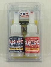 Rapidfix Profesional Adhesivo Para Metales, Caucho, plastic.cold soldaduras en segundos!