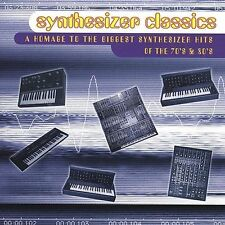 New: Joseph, The Hidden, Rey, Superso: Synthesizer Classics: Homage to Biggest S