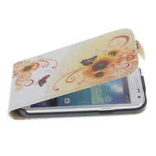 Case for Samsung Galaxy S4 Mini Flip Style Butterfly Butterfly Cases