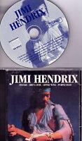 CD PICTURE 12T JIMI HENDRIX BEST OF 1997 feat JIM MORRISON