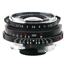 Voigtlander COLOR SKOPAR 35mm F2.5 P II for Leica