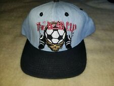 Vintage Grateful Dead Cup Soccer Snapback Hat 90s Balzout original