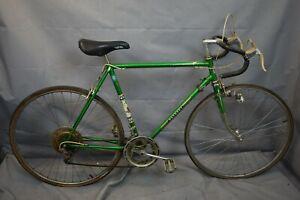 1976 Peugeot Vintage Touring Road Bike Medium 57cm France Lugged Steel Charity!!