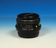 Pentax M SMC 28mm/2.8 Objektiv lens objectif für Pentax K - (90918)