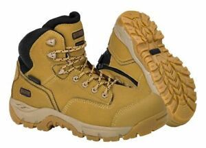 Magnum Precision Max SZ CT WPi Side Zip Composite Safety Work Boots Waterproof V