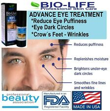 A. Bio Cell Anti aging Serum Bio Life Serum FOR MEN Anti Wrinkle Eye Puffiness