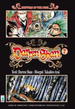 manga STAR COMICS DARREN SHAN NUMERO 7