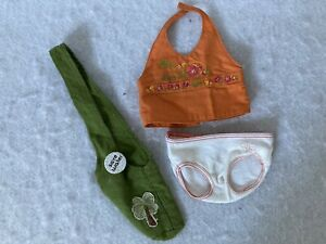 American Girl Jess Meet Outfit Pieces