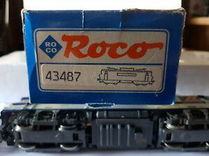 Roco 43487 - SNCF - Locomotive Électrique BB 20011 HO