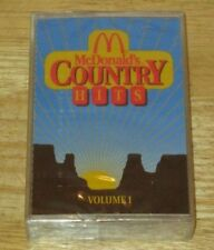 McDonald's Country Hits Volume 1 Cassette Perfect Pitch Records 1992 NEW