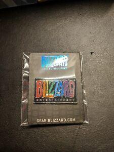 ~Blizzard ~ Blizzard Pride Rainbow Pin Limited Edition