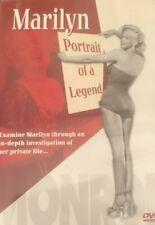 Marilyn Portrait of a Legend - DVD Region 4