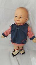 "Vintage Mattel Baby Doll   16"" Tall  Circa 1960's"