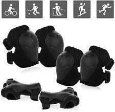 Set completo di protezione per bambini, Gomitiere e ginocchiere per bici pattini