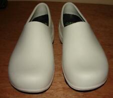 DAWGS Slip-On Clog- Women's Size US 10 EUR 42 Nurses/Lab/Culinary Shoes White