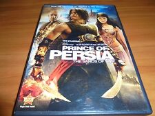 Prince of Persia: The Sands of Time (Dvd, 2010) Jake Gyllenhaal Disney Used