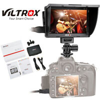 Viltrox DC-50 5.0'' HD LCD Monitor Wide View for Canon Nikon Sony DSLR Camera DV