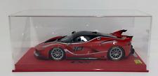 Bbr 1/18 Ferrari FXX K #10 finales Abu Dhabi 2014 escaparate Edición 400pz