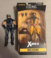Marvel Legends Wolverine (JUG BAF) & X Force Wolverine  Figure Loose  6'' LOT