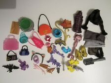 LOT accessorie Monster High CLOTHES SHOES DRESS BAG PET ICE CREAM 1st first Wave