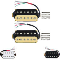 Double Coil Humbucker Pickup Electric Guitar Pickup Neck / Bridge / Set Ceramic