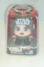 Star Wars Mighty Muggs Jyn Erso 2017 Collectible Hasbro With Display Case New