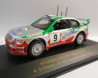 Ixo 1/43 Scale RAM023 HYUNDAI WRC #09 TAP 2001
