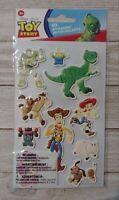 Disney toy story buzz woody Sandylion scrapbook Dimensional puffy Stickers 10pc