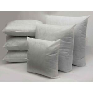 """Hollow Fiber Cushions Pads, Inner, Fillers, Insets  12""""14""""16""""18""""20""""22""""24""""26""""28"""""""