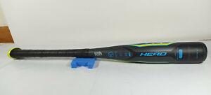 Axe Bat Hero Origin Hyperwhip USA Bat (-11) Tee Ball Bat 24 inch/13 oz