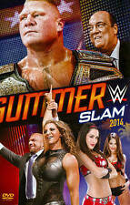 WWE: Summerslam 2014 (DVD, 2014)