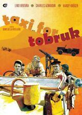 Taxi for Tobruk [New DVD] Black & White, Widescreen