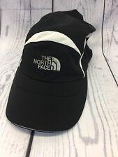 The North Face Flight Series Black Baseball Cap White Adjustable Athletic Run