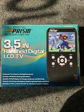Digital prism 3.5 In Handheld Digital Lcd Tv
