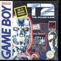 Terminator II: Arcade Game - Nintendo Game Boy (Game Only)
