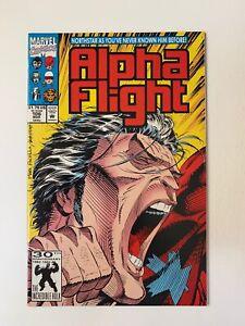 Alpha Flight #106 - Northstar Comes Out (Marvel Comics, 1992) NM