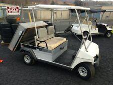 2002 Club Car CarryAll Heavy Duty utility Golf Cart 48 volt Electric w/ Charger
