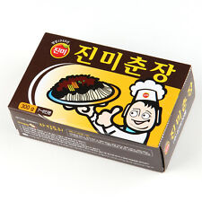 Raw Black Bean Sauce Paste Chun-Jang Chunjang Chun Jang 300g for Jjajang Myeon