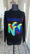 Womans Multicolor Sweter (NINTENDO 64)