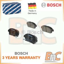 BOSCH FRONT DISC BRAKE PAD SET FOR TOYOTA OEM 0986424803 0446512580