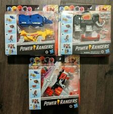 HASBRO Mighty Morphin Power Rangers ALL DINOZORDS (BAF-MEGAZORD)