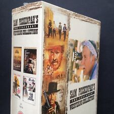 SAM PECKINPAH'S LEGENDARY WESTERNS COLLECTION 4-Disc DVD Boxset High Country R2